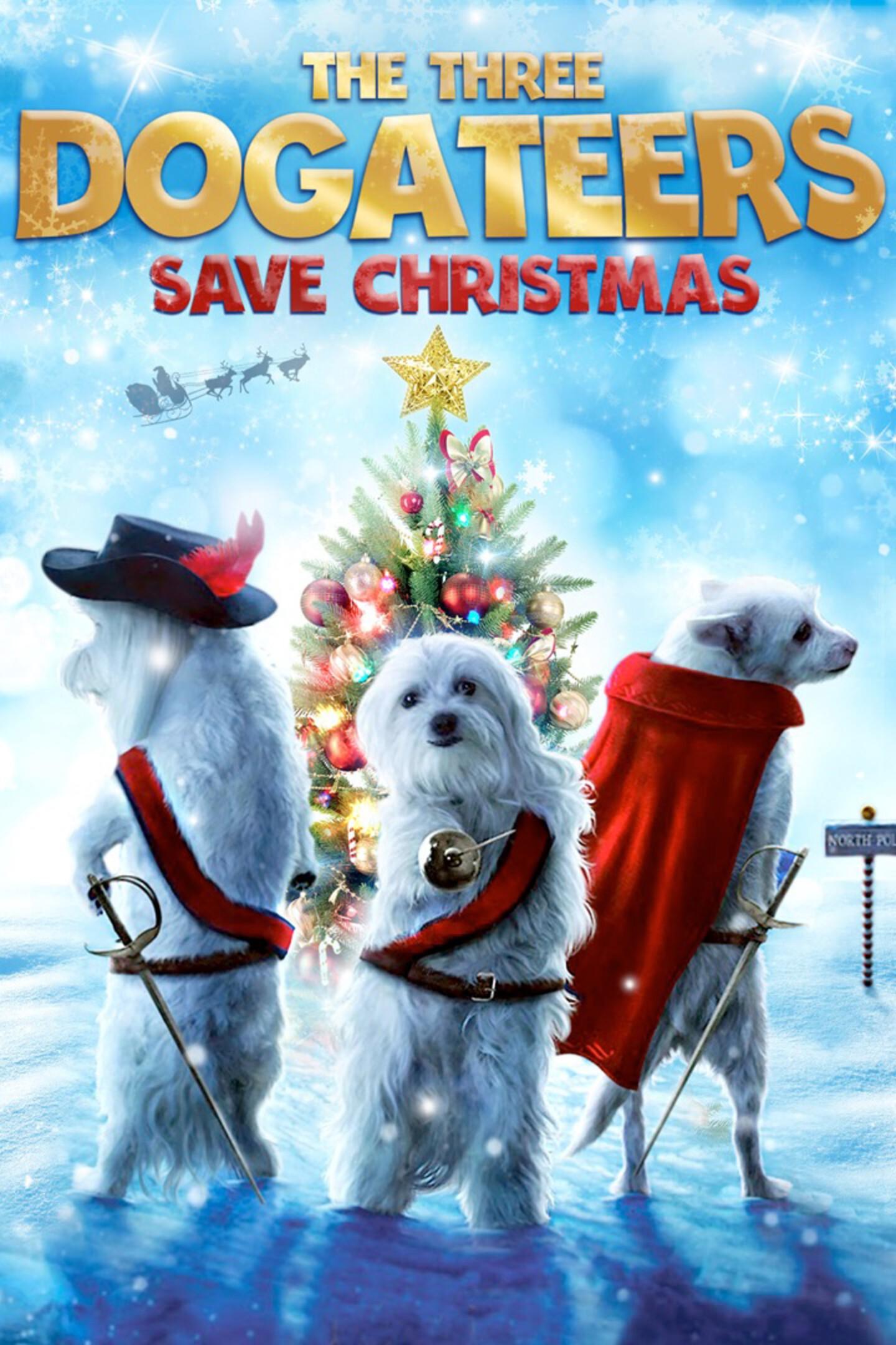 Three Dogateers Save Christmas, The