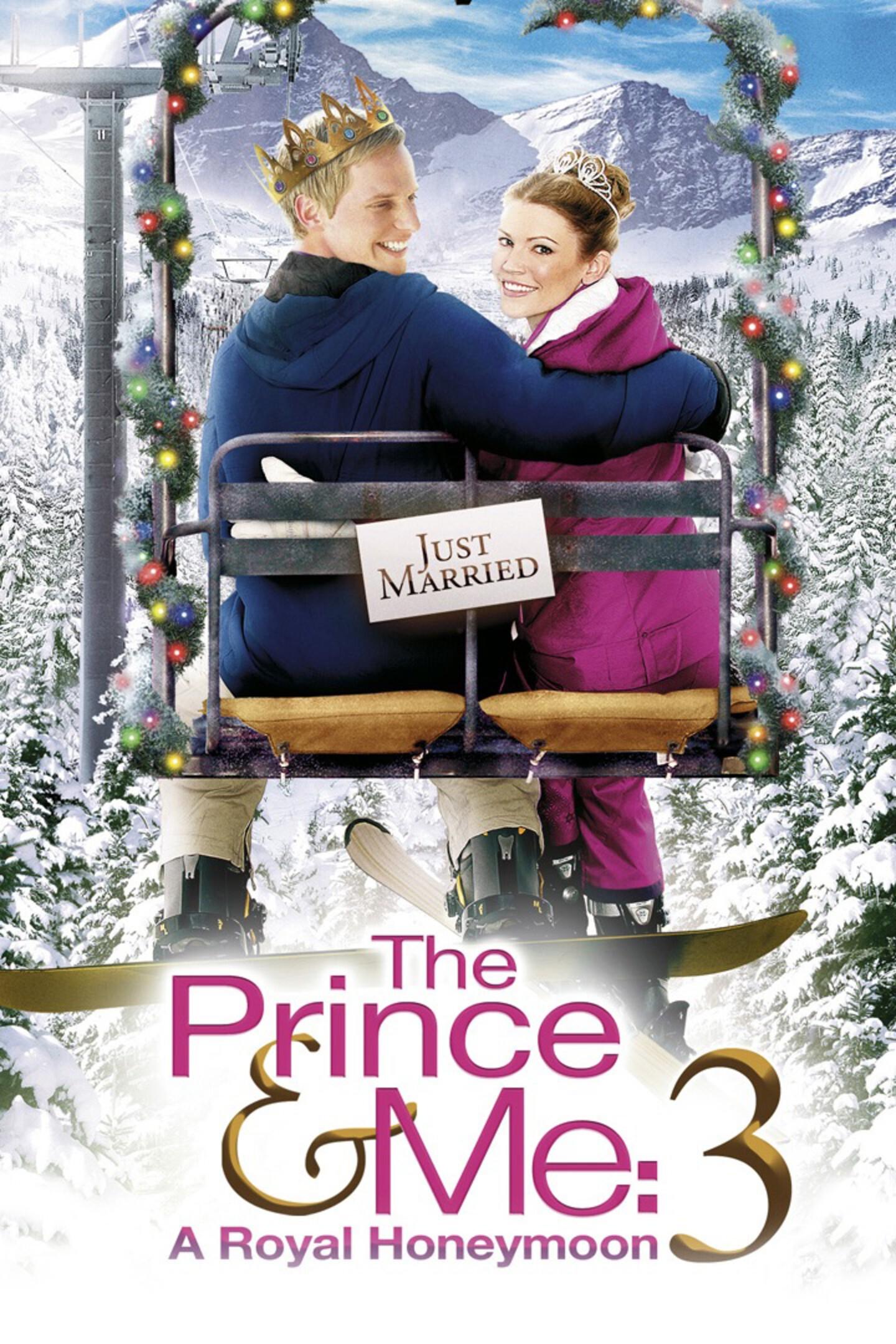 The Prince and Me 3: The Royal Honeymoon